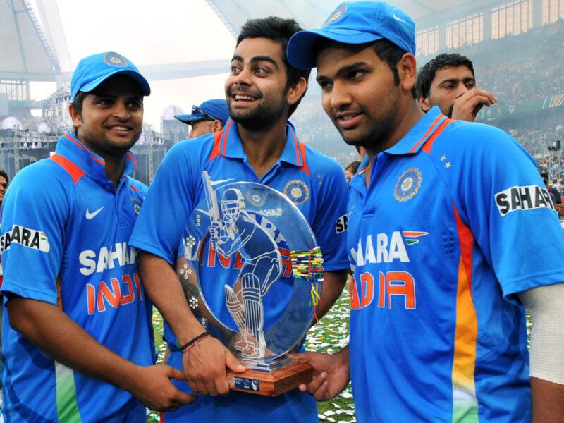 सुरेश रैना ने बताया, रोहित या कोहली किसे होना चाहिए भारत का कप्तान 14