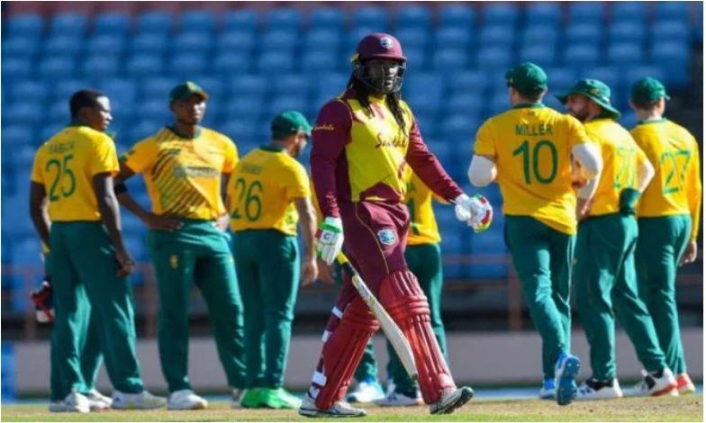 रसेल, पोलार्ड और गेल फिर हुए फ्लॉप, साउथ अफ्रीका ने अंतिम टी-20 में वेस्टइंडीज को 25 रन से हराया 4