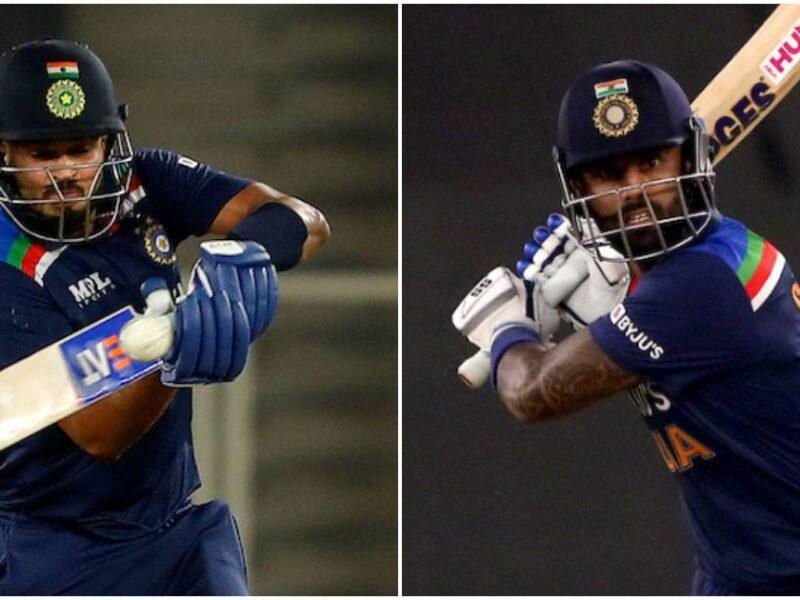 सूर्यकुमार यादव और श्रेयस अय्यर में किसे मिलेगा टी20 विश्व कप में मौका? आकाश चोपड़ा ने बताया नाम 2