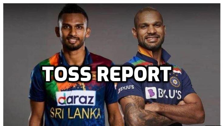 INDvsSL : भारत ने टॉस जीत चुनी बल्लेबाजी, इस युवा खिलाड़ी को द्रविड़ ने दिया डेब्यू का मौका 11
