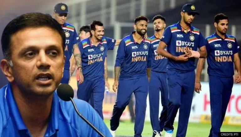 INDvsSL : भारतीय टीम की जीत के बाद ट्विटर पर छाए राहुल द्रविड़ और दीपक चाहर, हार्दिक पांड्या को बाहर करने की उठी मांग 1