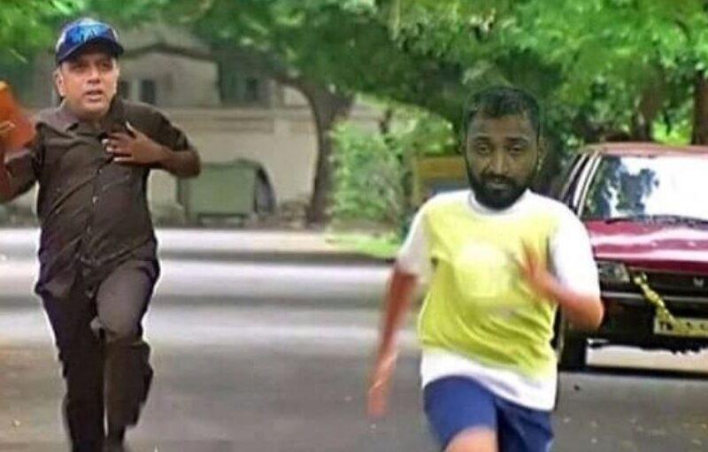 INDvsSL : भारतीय टीम की हार के बाद संजू सैमसन पर भड़के फैंस, राहुल द्रविड़ को लेकर भी बनाए मीम्स 6