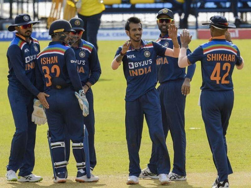 SLvsIND : श्रीलंका की पारी के बाद जमकर हुई युजवेंद्र चहल की तारीफ, हार्दिक पांड्या का उड़ा मजाक 12