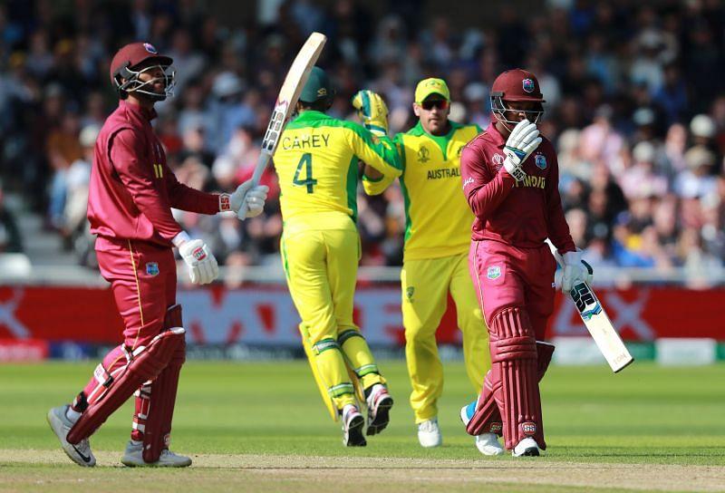 मिचेल मार्श के ऑलराउंड प्रदर्शन के दम पर चौथे टी-20 में ऑस्ट्रेलिया ने वेस्टइंडीज को 4 रन से हराया 1