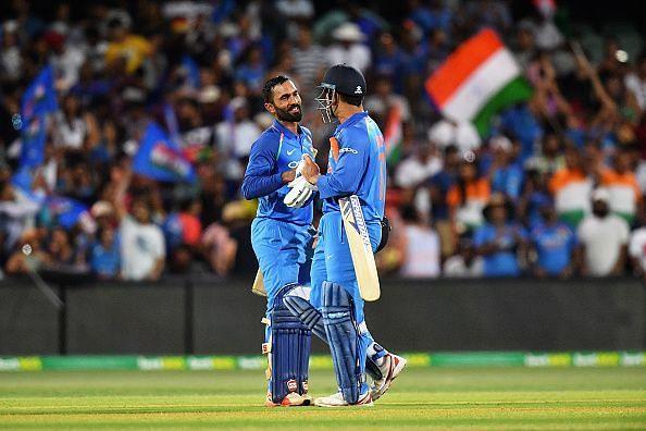 संन्यास को लेकर उठ रहे सवाल पर दिनेश कार्तिक ने तोड़ी चुप्पी, बताया कब तक कहेंगे क्रिकेट को अलविदा 2