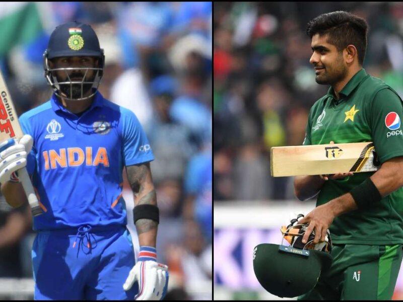 ICC ODI Ranking: बाबर आज़म ने विराट कोहली को फिर दिया मात, आईसीसी वनडे के बने नंबर 1 बल्लेबाज 5