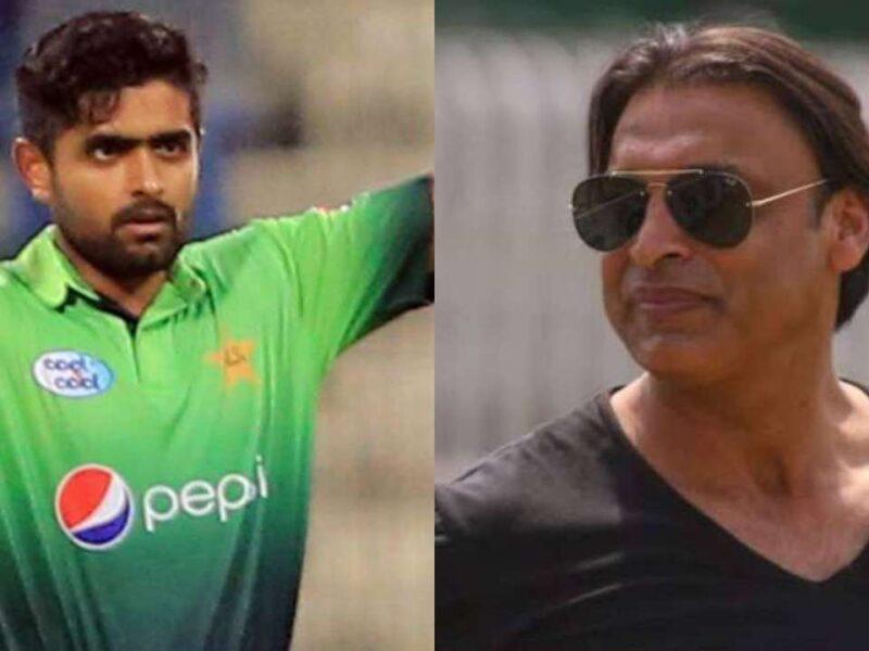 शोएब अख्तर ने कहा बाबर आजम की जगह ये खिलाड़ी होना चाहिए पाकिस्तान का कप्तान 7