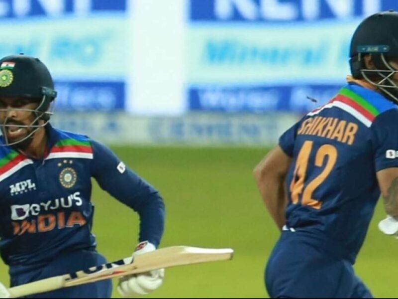 INDvsSL : तीसरे टी-20 में धवन-ऋतुराज नहीं, बल्कि इस जोड़ी को ओपनिंग का मौका दे सकते हैं कोच राहुल द्रविड 8