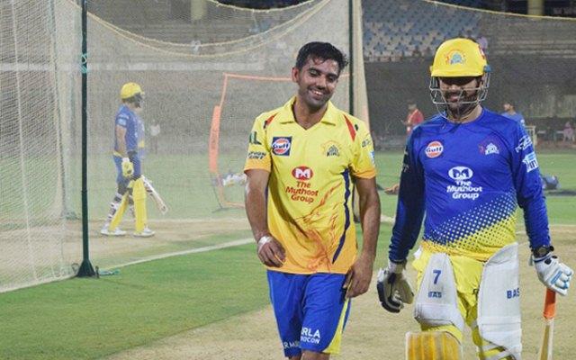 दीपक चाहर ने खुद को नहीं बल्कि महेंद्र सिंह धोनी को दिया दूसरा वनडे जीताने का श्रेय 3
