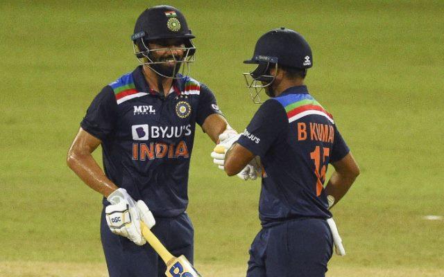 दीपक चाहर ने खुद को नहीं बल्कि महेंद्र सिंह धोनी को दिया दूसरा वनडे जीताने का श्रेय 9