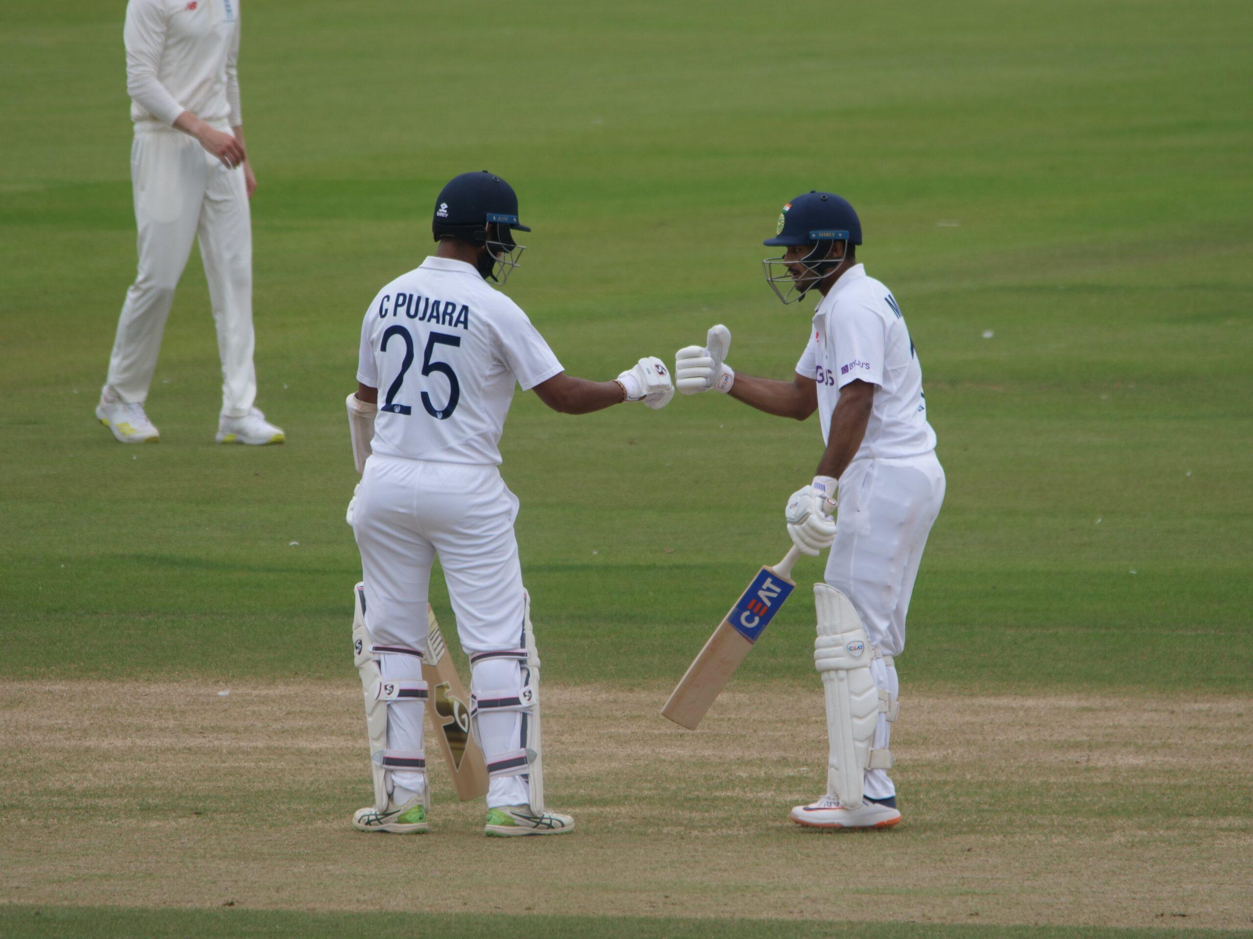 भारत और काउंटी इलेवन के खिलाफ मैच हुआ ड्रा, रविन्द्र जडेजा ने पक्की की टीम में अपनी जगह 4