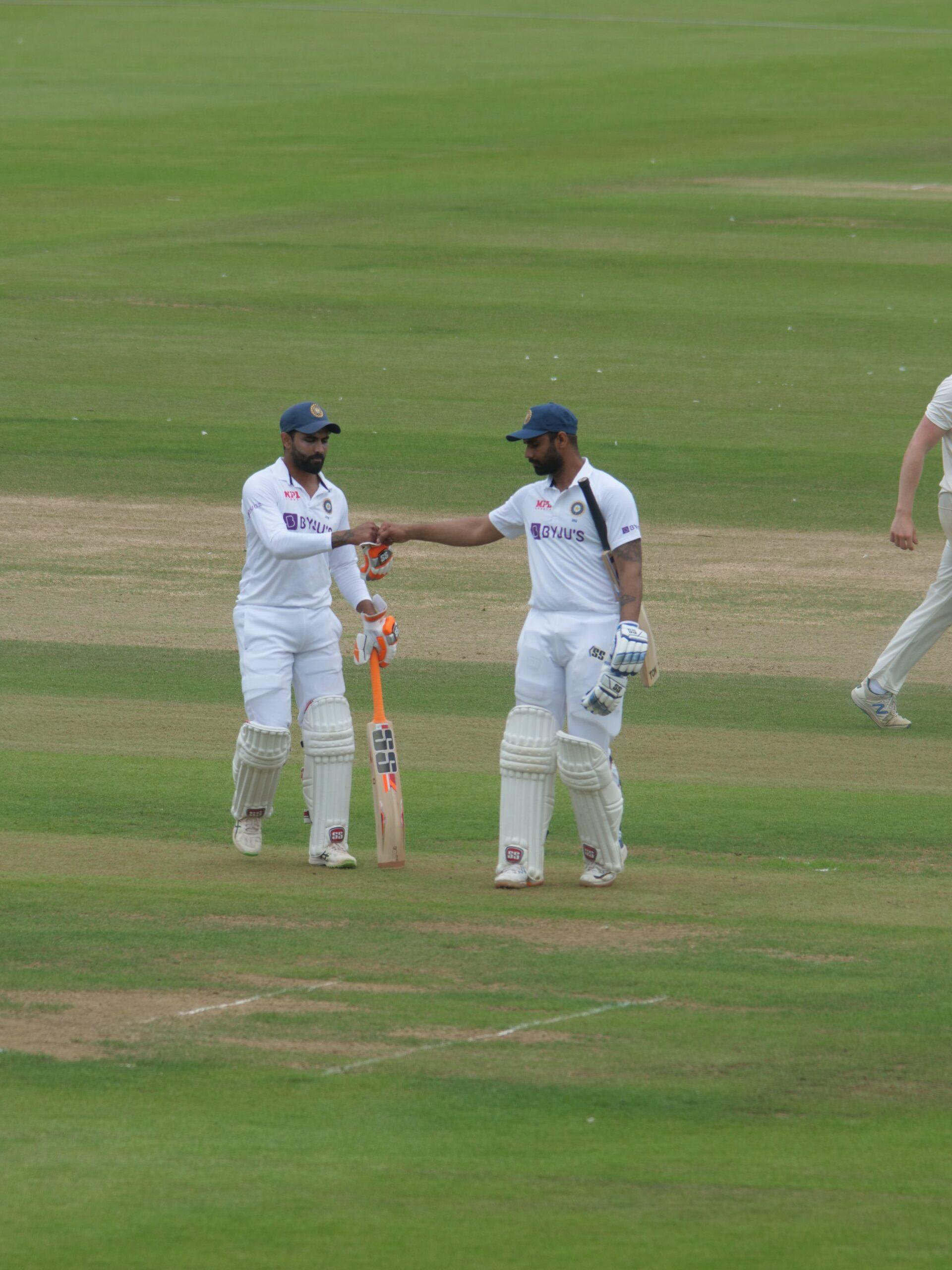 भारत और काउंटी इलेवन के खिलाफ मैच हुआ ड्रा, रविन्द्र जडेजा ने पक्की की टीम में अपनी जगह 3