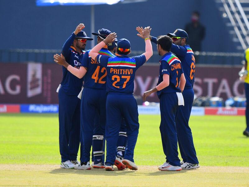 SLvsIND : श्रीलंका के खिलाफ तीसरे वनडे में इन 4 बड़े बदलाव के साथ उतर सकती हैं भारतीय टीम 7