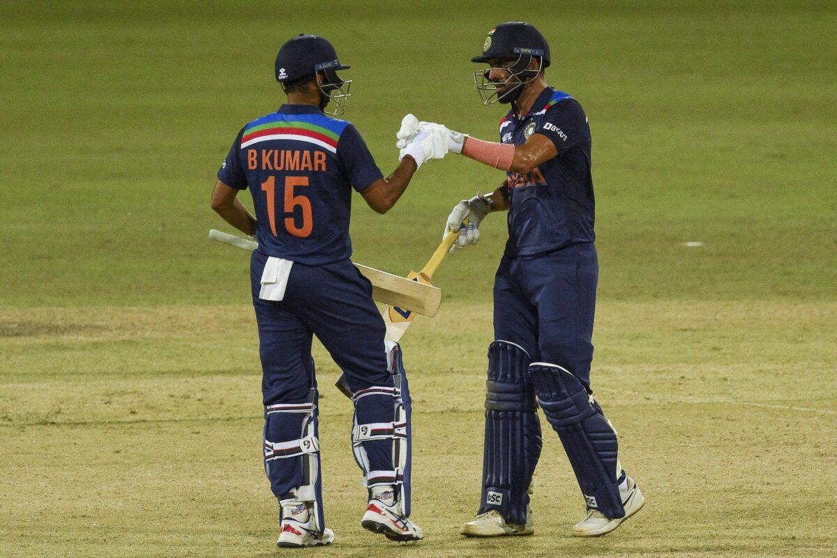 INDvsSL : STATS : मैच में बने 10 रिकॉर्ड, भारतीय टीम ने जीत के साथ लगाई रिकॉर्ड्स की झड़ी 1