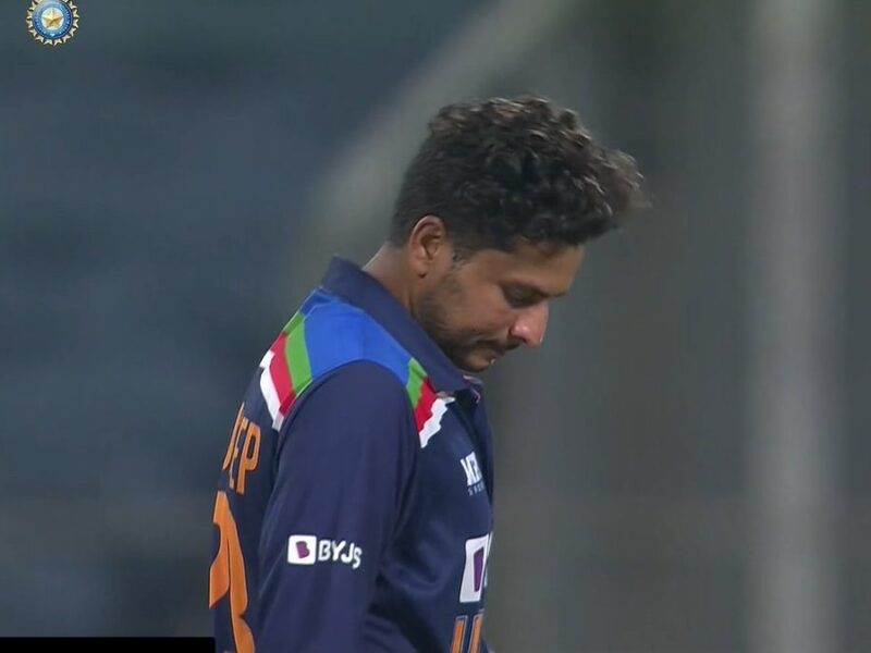 कुलदीप यादव को चाटा मारना चाहता है ये भारतीय खिलाड़ी 13