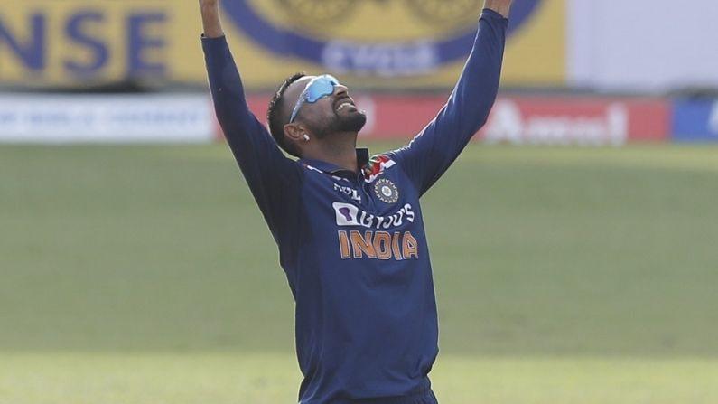 INDvsSL : कोरोना पॉजिटिव क्रुनाल पांड्या को दूसरे टी-20 में रिप्लेस कर सकता है यह खिलाड़ी 10