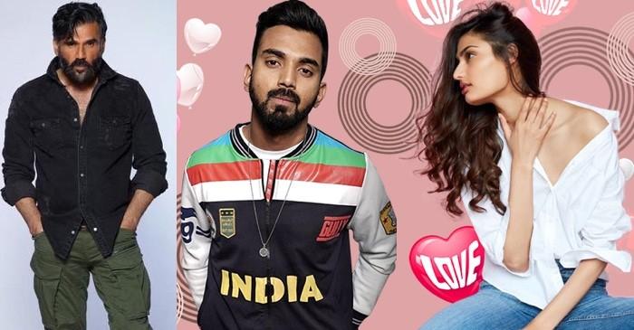 सुनील शेट्टी ने केएल राहुल और अपनी बेटी आथिया शेट्टी के रिश्ते पर लगाई मुहर, जल्द शादी के बंधन में बंध सकता है क्रिकेटर 7