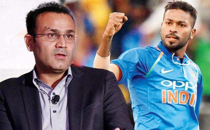 हार्दिक पंड्या पर भड़के वीरेंद्र सहवाग, कहा इस खिलाड़ी को जल्दी टीम इंडिया से बाहर करें चयनकर्ता 4