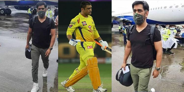 आईपीएल से पहले 40 साल के महेन्द्र सिंह धोनी ने घटाया अपना वजह, देखें धोनी की नई तस्वीरें 2