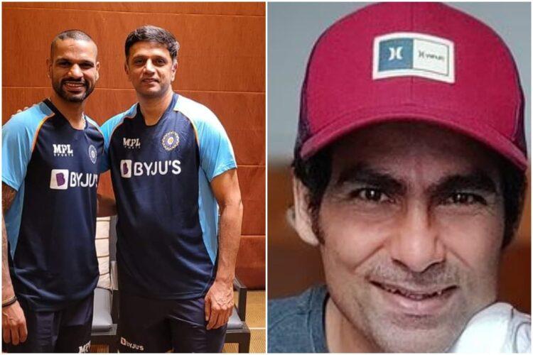 मोहम्मद कैफ ने राहुल द्रविड़ पर जताया भरोसा, श्रीलंका दौरे पर इस खिलाड़ी को देंगे पूरे मौके 15