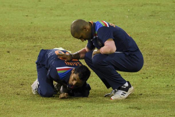 SL vs IND: दूसरे टी20 मैच में चोटिल हुए नवदीप सैनी की कौन लेगा तीसरे टी20 में जगह, ये खिलाड़ी है प्रबल दावेदार 6