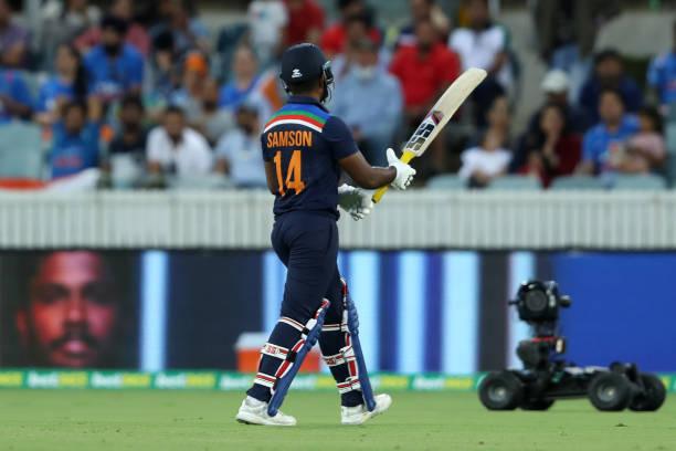 """""""संजू सैमसन काफी आलसी क्रिकेटर है, उसने रन बनाने में इन्ट्रेस्ट ही नहीं दिखाया"""" 4"""