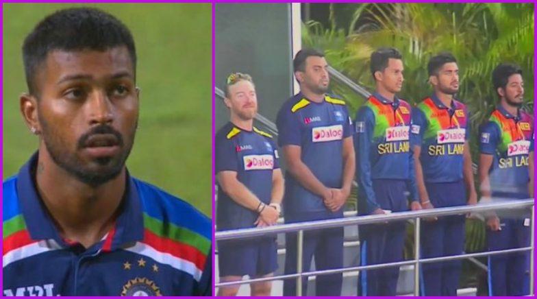 फॉर्म के कारण फैंस के निशाने पर आए, हार्दिक पंड्या ने गाया श्रीलंका का राष्ट्रगान, फैंस ने की तारीफ़, देखें वीडियो 6