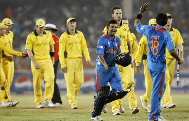 सुरेश रैना ने किया खुलासा भारत को विश्वकप 2011 के क्वार्टर फाइनल मैच में इस कारण मिली थी जीत 11