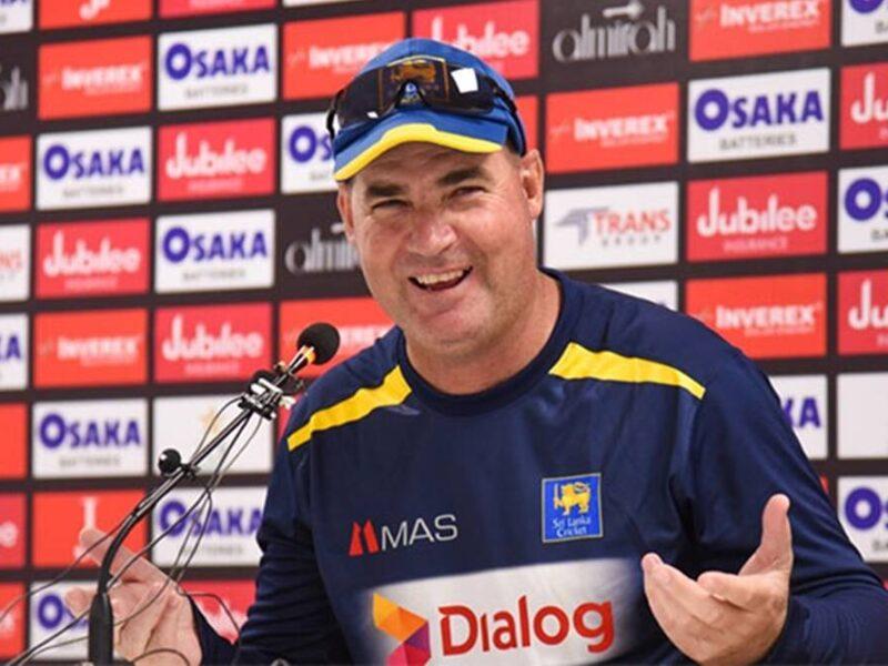 भारत से 4 में से 3 मैच हारने के बाद श्रीलंकाई कोच मिकी आर्थर ने अपनी टीम को लेकर कही ये बात 3