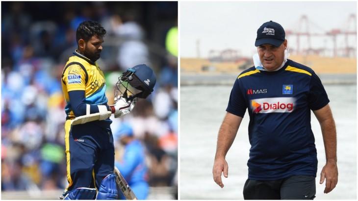 श्रीलंकाई खिलाड़ियों के सोशल मीडिया इस्तेमाल पर लगाई रोक, तो कोच मिकी आर्थर पर भड़का ये पाकिस्तानी दिग्गज 5