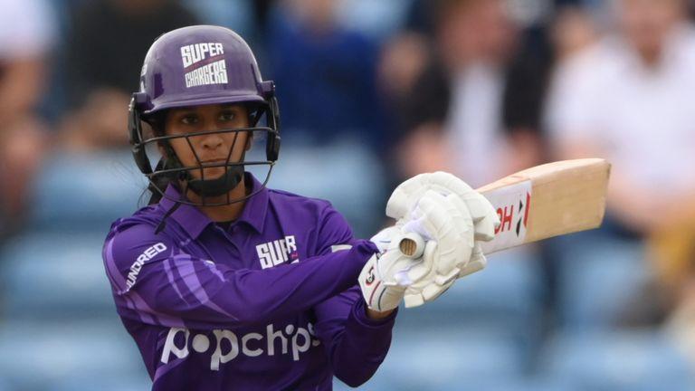 द हंड्रेड क्रिकेट में आया जेमिमा रोड्रिग्स नाम का तूफान, 92 रनों की तूफानी पारी से दिलाया अपनी टीम को जीत 2