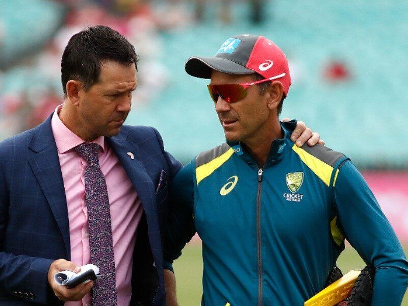 ऑस्ट्रेलियाई खिलाड़ियों और कोच के बीच चल रहा है विवाद, रिकी पोंटिंग ने कहा विवाद के बाद लैंगर ने कमरे में कर लिया था खुद को कैद 3