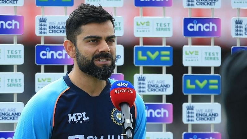 मैनचेस्टर टेस्ट मैच कैंसिल होने पर कप्तान विराट कोहली ने पहली बार तोड़ी चुप्पी, भारतीय कप्तान ने आलोचको की बंद की बोलती 3