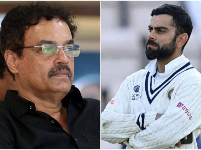 """""""बहुत हुई विराट की मनमानी"""" दिलीप वेंगसरकर ने कहा चौथे टेस्ट में इन 2 खिलाड़ियों को कैसे भी जगह दें विराट कोहली 11"""