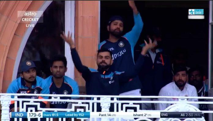 ENG vs IND: चौथे दिन मैच खत्म होने से ठीक पहले अपने ही खिलाड़ी ऋषभ पंत पर भड़के विराट और रोहित, जानिए वजह 6