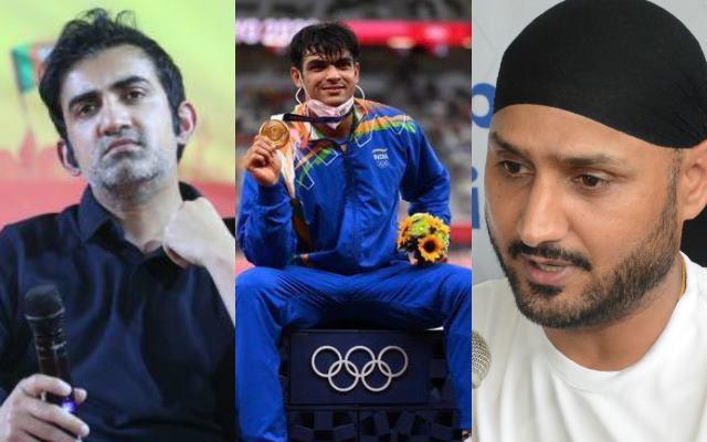 'हरभजन तुम्हें ये नहीं बोलना चाहिए था', हरभजन सिंह ने नीरज चोपड़ा के गोल्ड को बताया विश्व कप 2011 से बड़ा 10