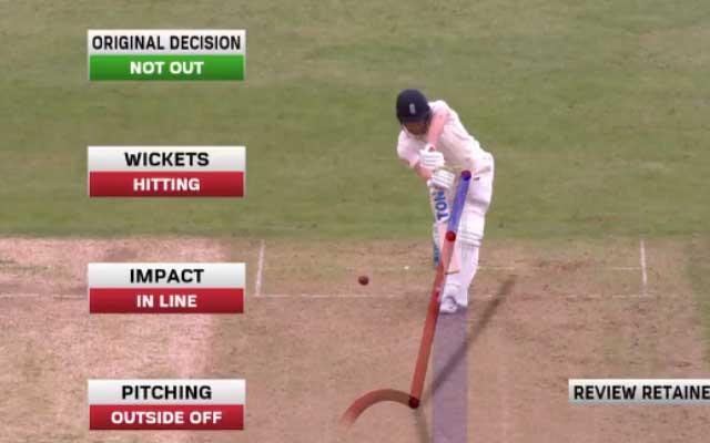 ENG vs IND: पहली पारी में अंपायर देते रहे भारत के खिलाफ डिसीजन, भारतीय खिलाड़ियों ने हर बार किया गलत साबित, देखें वीडियो 7