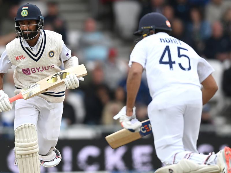 ENG vs IND: चेतेश्वर पुजारा के 91 रनों की तूफानी पारी के बाद रोहित शर्मा ने आलोचकों को दिया करारा जवाब 9