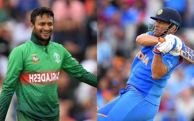 शाकिब अल हसन ने किया अपनी ऑलटाइम वनडे XI का चुनाव, इन्हें बनाया टीम का कप्तान, भारत से इन खिलाड़ियों को दी जगह 5