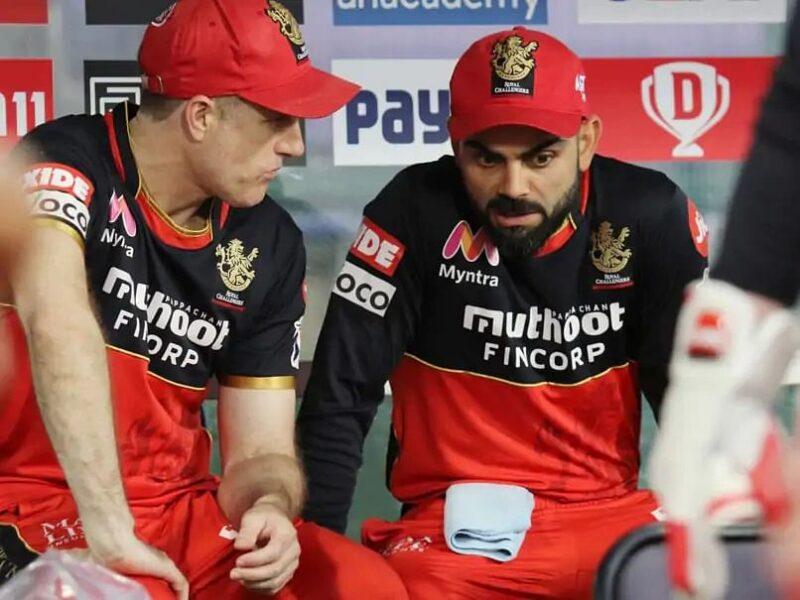 IPL से ठीक पहले RCB के इस दिग्गज ने दिया अपने पद से इस्तीफा, आनन फानन में इन्हें सौंपी गई जिम्मेदारी 5