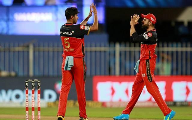 विराट कोहली की आरसीबी को लगा बड़ा झटका, वाशिंगटन सुंदर हुए आईपीएल से बाहर ये खिलाड़ी लेगा टीम में उनकी जगह 16