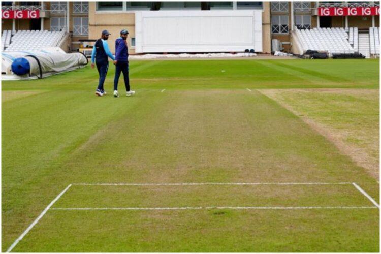 ENG vs IND: पहले मैच के लिए नॉटिंघम टेस्ट की पिच की तस्वीर आई सामने, भारतीय टीम की बढ़ सकती है मुसीबत 5