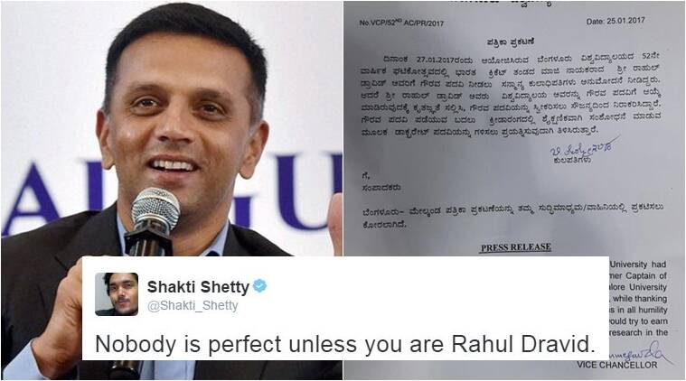 राहुल द्रविड़ ने डॉक्टरेट की मानद उपाधि लेने से कर दिया था इनकार, वजह जानकर और बढ़ जाएगी इस दिग्गज के लिए इज्जत 15
