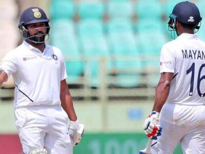 ENG vs IND: अभ्यास के दौरान सिर में गेंद लगने से चोटिल हुआ भारतीय ओपनर, पहले टेस्ट से हुआ बाहर 24