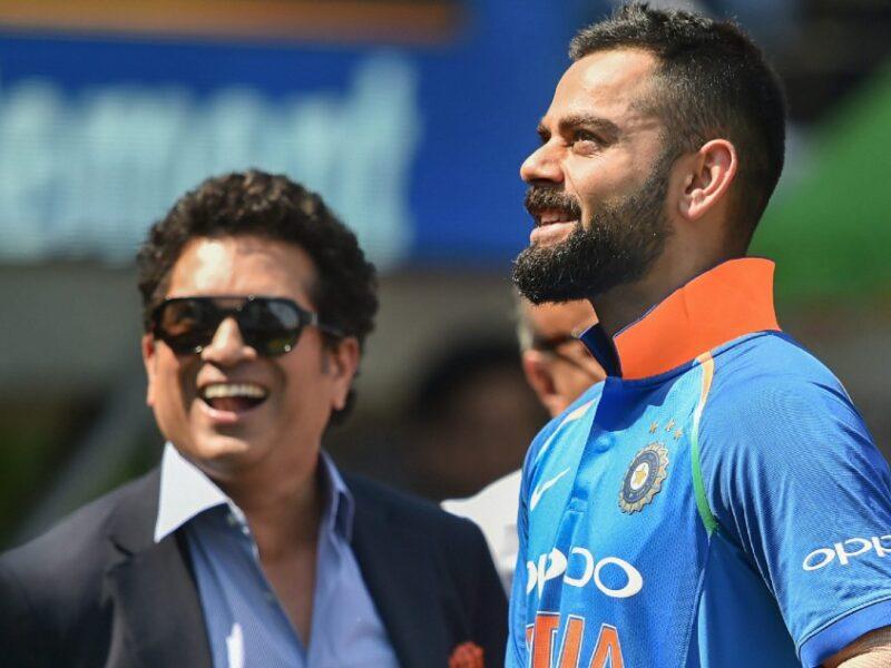 वनडे क्रिकेट में विराट कोहली और सचिन तेंदुलकर में से कौन है बेहतर? ये हैं 13 साल के करियर के बाद दोनों के आंकड़े 8