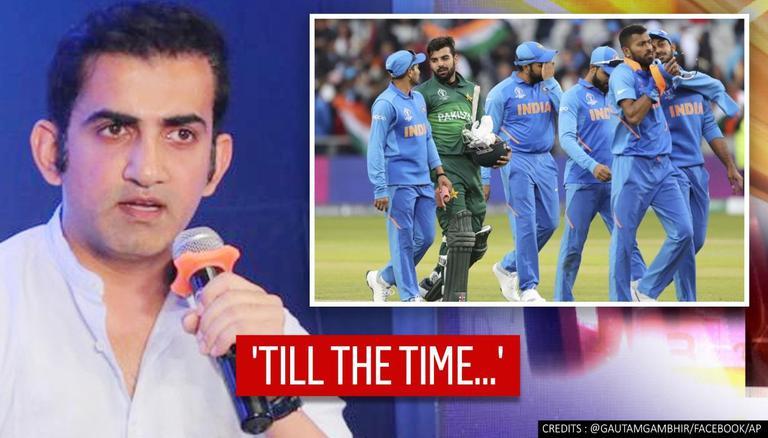 T20 World Cup: बाबर आजम के घरेलू मैदान वाले धमकी पर गौतम गंभीर का करारा जवाब, भारत नहीं पाकिस्तान पर होगा दबाव 10