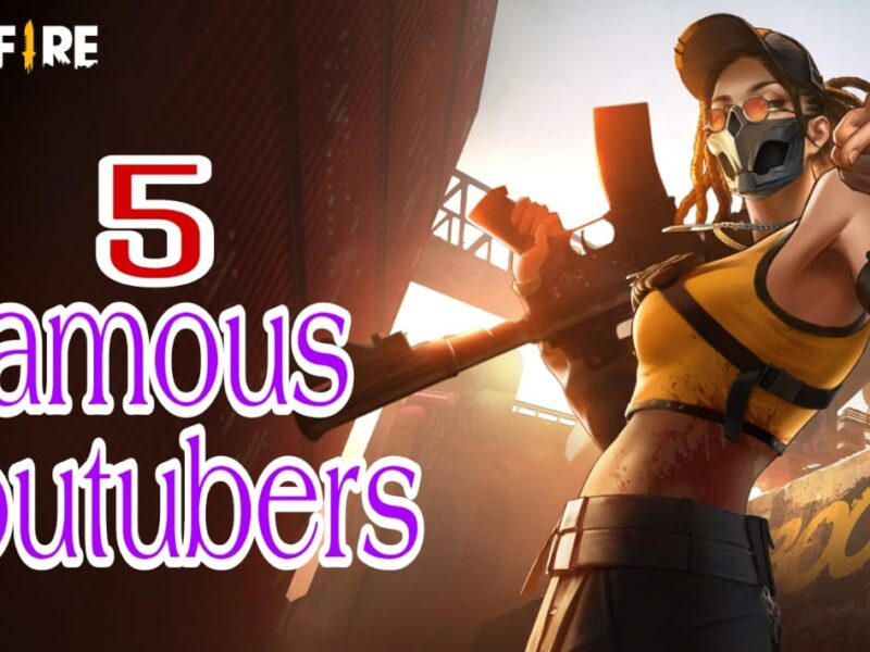 Free Fire खेलने वाले 5 फेमस यूट्यूबर्स, जिनको करोड़ो लोग करते हैं फॉलो 23