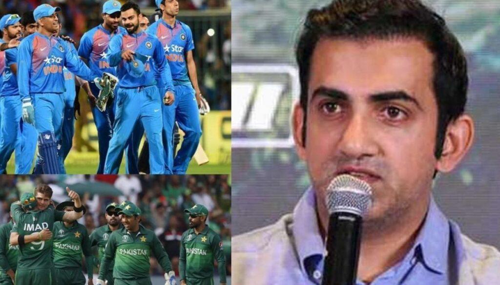 T20 World Cup 2021:पाकिस्तान के खिलाफ पहले टी20 के लिए गौतम गंभीर ने चुनी टीम इंडिया की प्लेइंग इलेवन, इन बल्लेबाजों को दिया मौका 3
