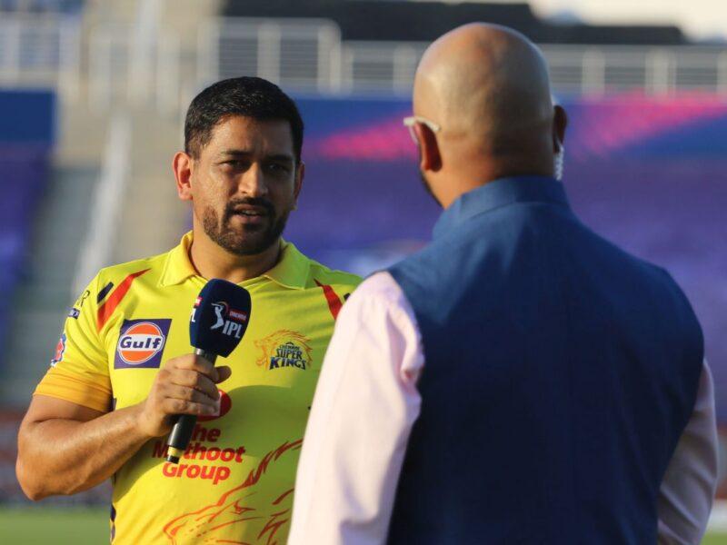 मुंबई के खिलाफ मैच जीतने से गदगद हैं कप्तान महेंद्र सिंह धोनी इन 2 खिलाड़ियों को दिया जीत का पूरा श्रेय 9