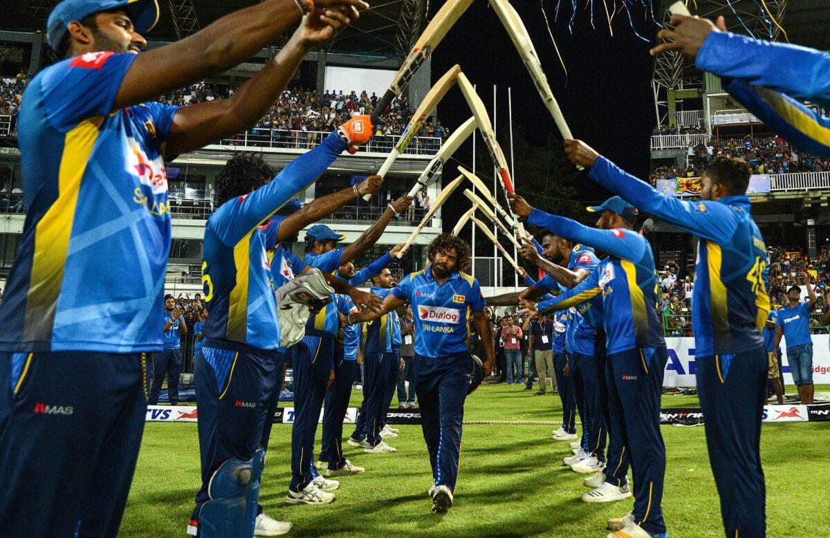 लसिथ मलिंगा ने अंतरराष्ट्रीय क्रिकेट से लिया संन्यास, भविष्य में क्रिकेट की इस भूमिका में आयेंगे नजर 1